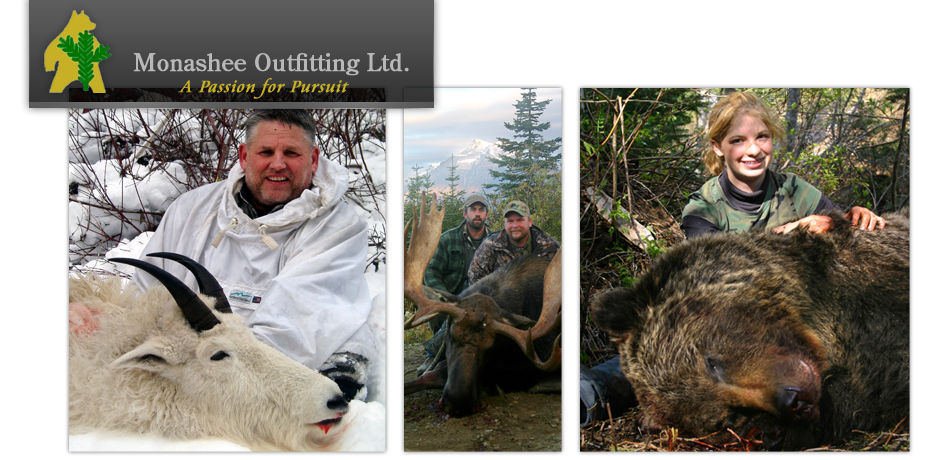 Monashee Outfitting Ltd.  - Big Game Hunting