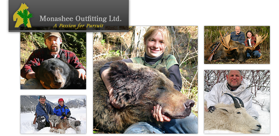Monashee Outfitting Ltd.  - Home
