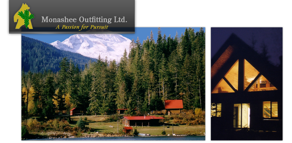 Monashee Outfitting Ltd.  - Location & Lodging
